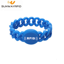 Smart 216 Passive Sport Bracelet Rfid Silicone Wristband