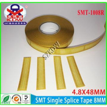 Competitive Price for China SMT Single Splice Tape,Quality SMT Splice Tape,Black SMT Single Splice Tape Supplier SMT Single Splice Tape 8mm supply to Brazil Manufacturer