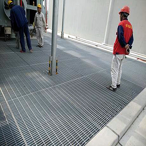 Steel Grating Floor