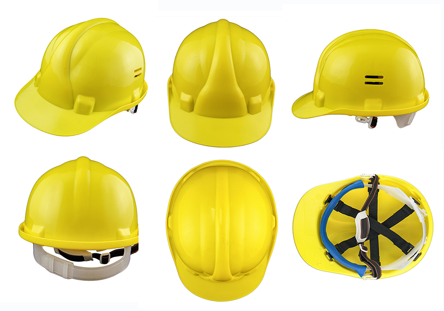 Side Vents Safety Helmet
