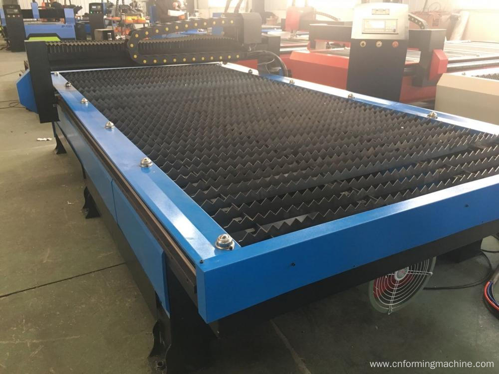 Plasma Cutting Machine Water Table