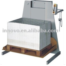 China Manufacturers for Three Knife Trimmer lifter for paper cutting machine supply to San Marino Wholesale