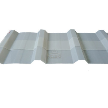 Uv Protection Corrugated Plastic Greenhouse Pc Roof Panel