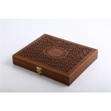 New design wooden engraving packing