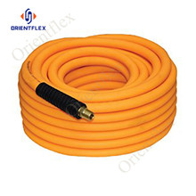4 foot orange air hose tube