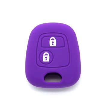 Leading for Peugeot Silicone Key Case Custom key cover for Peugeot export to Indonesia Exporter
