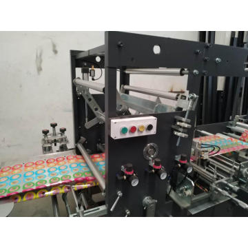 plastic zipper bags making machine