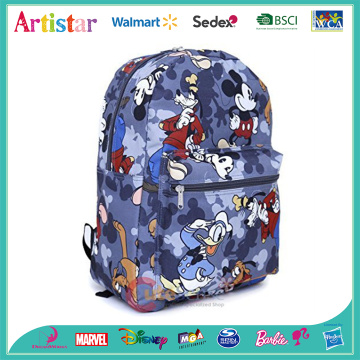 DIENEY MICKEY MOUSE license school backpack
