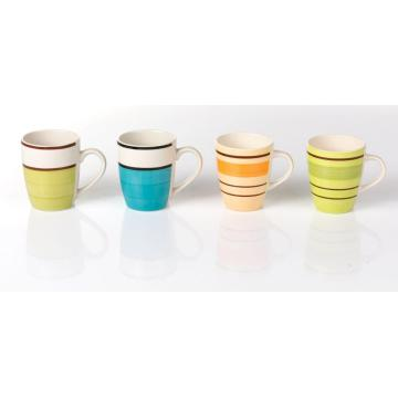 Wholesale hand painted ceramic cups mugs