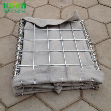 Custom Welded Galvanized Retaining Wall Hesco Flood Barriers