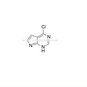 Cas 3680-69-1, 4-Chloropyrrolo[2,3-d]pyrimidine Used for making Tofacitinib