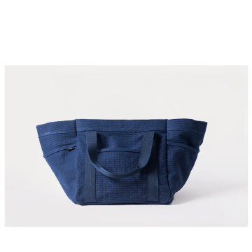 Canvas women's shoulder bag