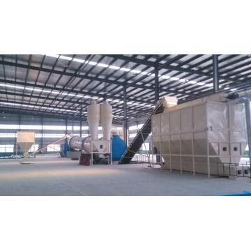 Biomass Pellet Machine Line With High Capacity