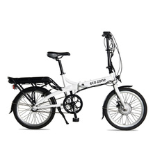 Electric bicycle Dual disc brake
