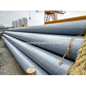 Hot Dipped Alloy Galvanized Steel Pipe
