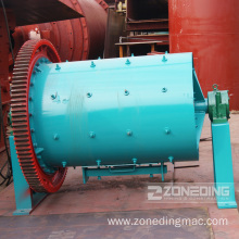 New Type Mineral Intermittent Ball Mill Machine