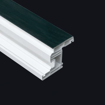 Plastic UPVC Window And Door Profile