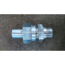 Heat Exchanger High Pressure Thread Connector
