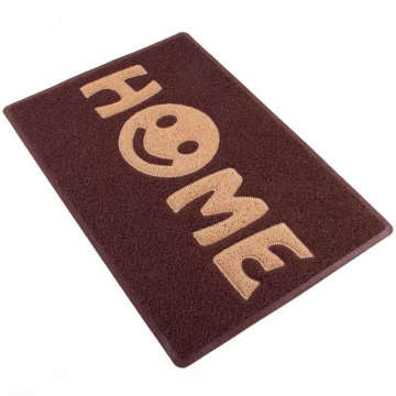 PVC Coil Foam Backing Joint Door Mat