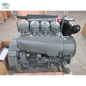 High Quality Deutz 4-Cylinder F4L913 4-Stroke Diesel Engine