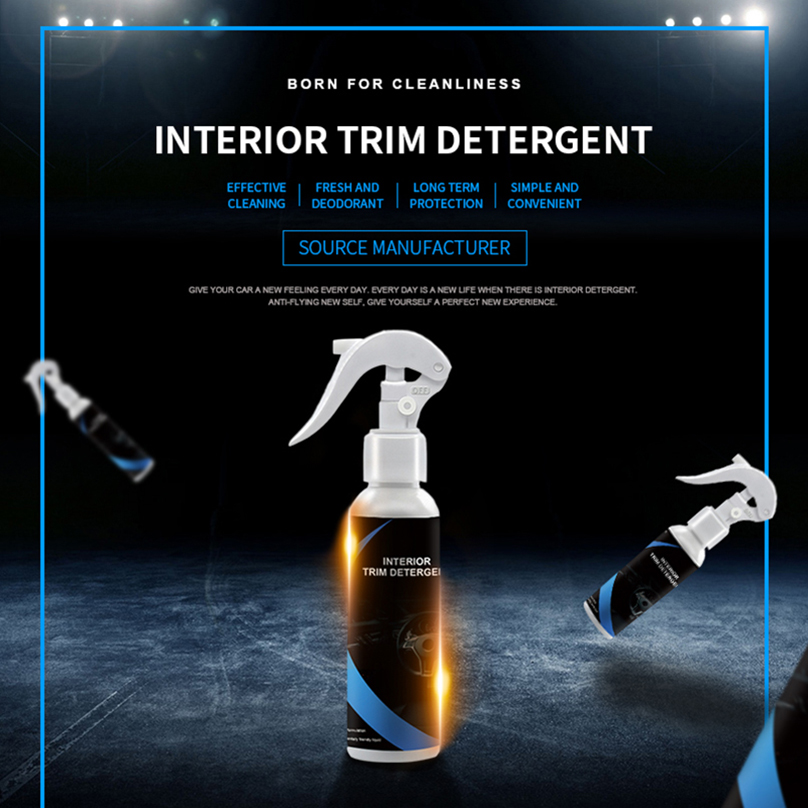 Interior Cleaner Detergent