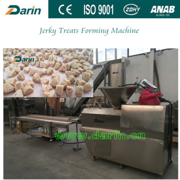 Cold Extrusion Dog Jerky Treat Making Machine
