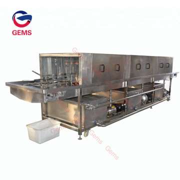 Hot Water Poultry Cage Chicken Cage Washer Machine