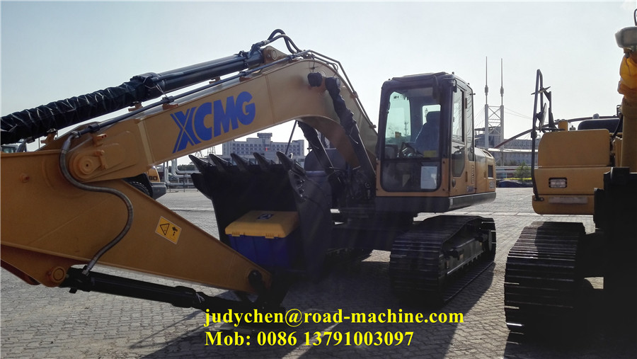 Xe215ca Xcmg Excavator Operating Weight 21800kgs