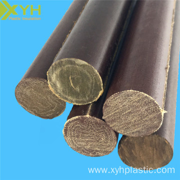 Very Hard Phenolic Laminated Cotton Cloth Rod