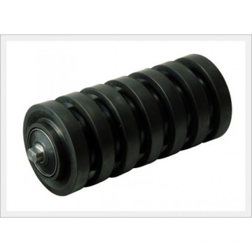 Best Quality for China Impact Rollers,Impact Idler Roller,Rubber Impact Idler Roller Supplier Impact Steel Conveyor Roller supply to North Korea Supplier