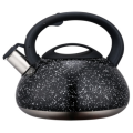 4.5L marble color painting whistling teakettle