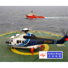 Good Quality for Braided Netting Helicopter Lifting Platform Anti-Skid Net export to Malaysia Importers