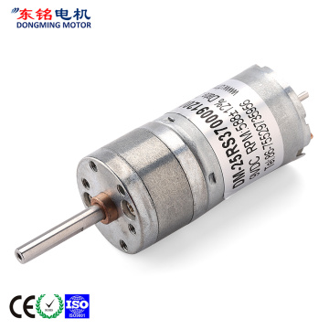 25mm12v dc gear motor