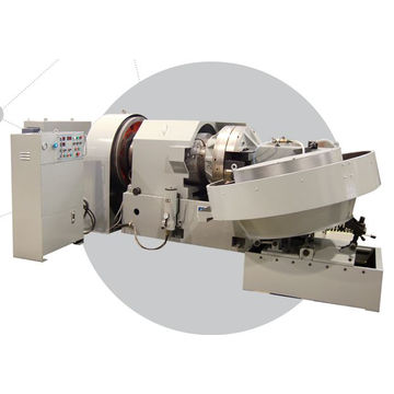 Horizontal Steel Ball Grinder Equipment