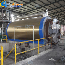 China for Batch Waste Tyre Pyrolysis Plant Professional Industrial Uesd Plastic Tire Plant supply to Thailand Importers
