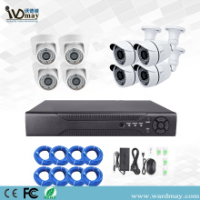 8CH 1.0MP Security System PoE NVR Kits