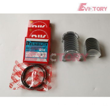 MITSUBISHI engine S3E bearing crankshaft con rod conrod
