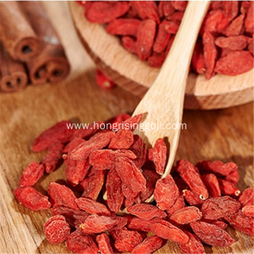 Low pesticide residues Dried Goji Berry