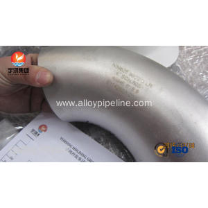 Butt Weld Inconel Alloy Fitting ASTM B366 Alloy 625 Elbow With B16.9