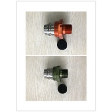 ISO16028 Quick Coupling FF5A Male Golden
