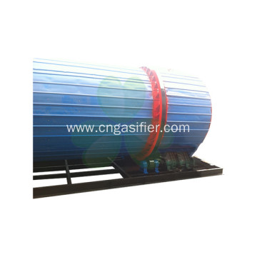 Three Cylinder Vacuum Harrow Triple Rotary Dryer