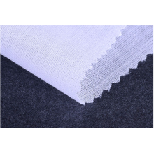 soft handfeel interlining /woven interlining for cuff