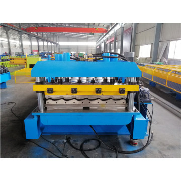 Automatic Glazed Cold roll Forming Machine