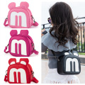 Little backpack for girls cute messenger bag