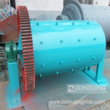 Small Intermittent Ball Mill  For Sale