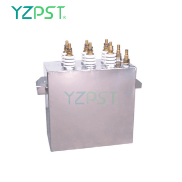 Quality Film 0.65KV electric heating capacitors 20KHz