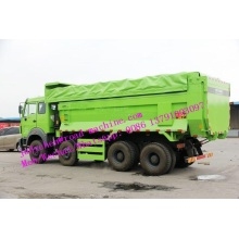 High Quality for Electric Dump Car Beiben NG80B/Long cab 8x4 Tipper Dump Truck 3138K export to Guam Factories
