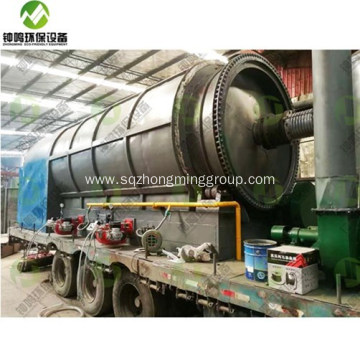 Small Pyrolysis Unit for Sale