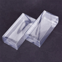 Transparent Small Clear PVC Plastic Gift Box