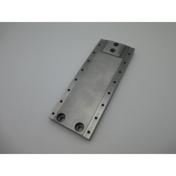 Custom Aluminum CNC Milled Parts